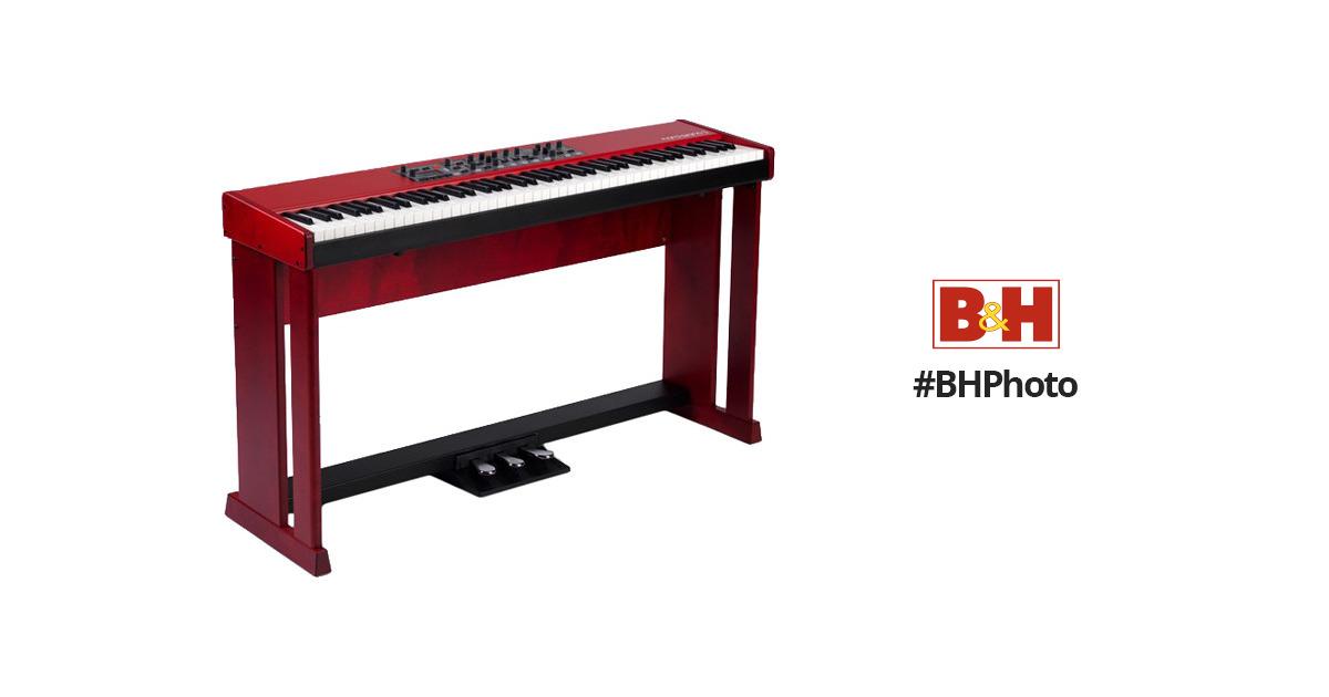nord wood keyboard stand ams nwks b h photo video. Black Bedroom Furniture Sets. Home Design Ideas