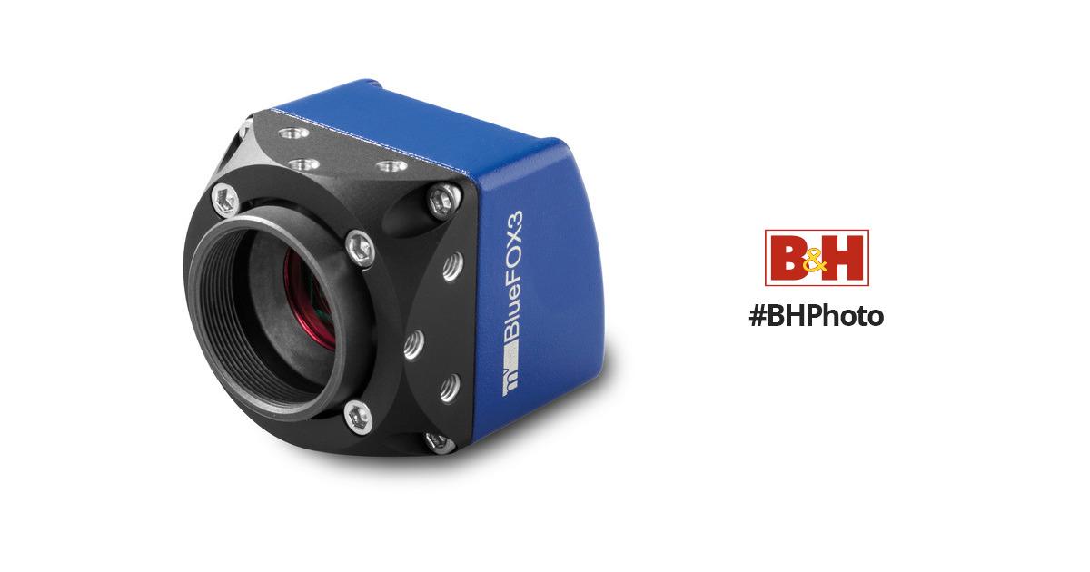 MATRIX VISIONBlueFox3 USB3 Vision Camera (8 9MP, 32 2 Hz, Monochrome)