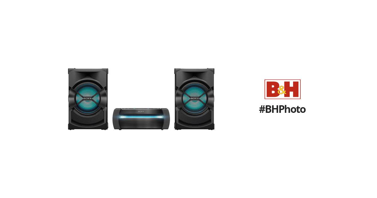 home speaker system schaltplang