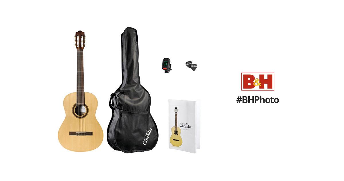 Cordoba Cp100 Iberia Series Nylon String Classical Guitar 03634