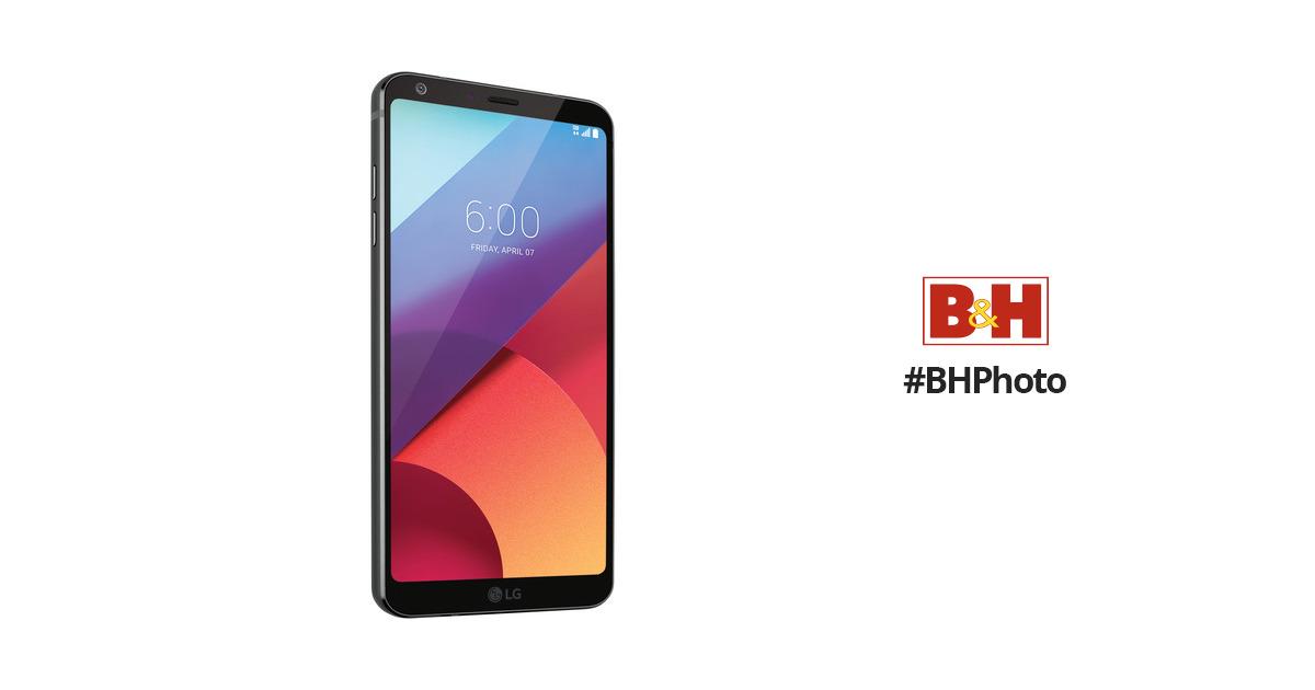 LGG6 US997 32GB Smartphone (Unlocked, Black)