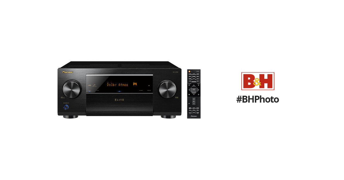 Pioneer Elite SC-LX502 7 2-Channel Network A/V Receiver