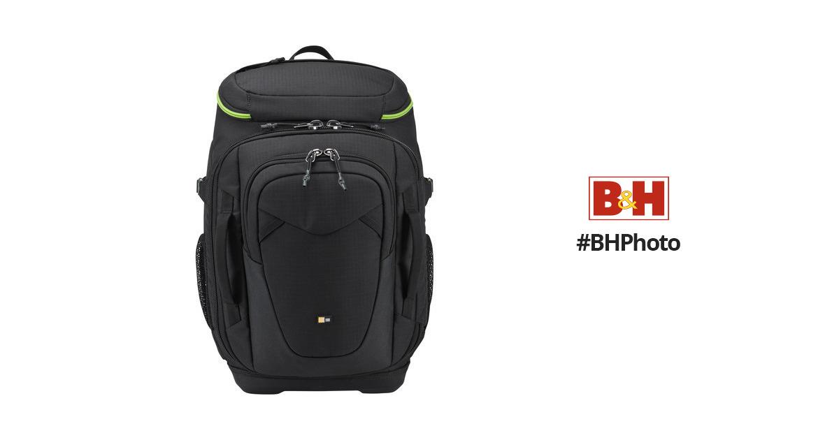 1d2dd4bb093db Case Logic Kontrast Pro DSLR Backpack (Black) KDB101 BLACK B&H