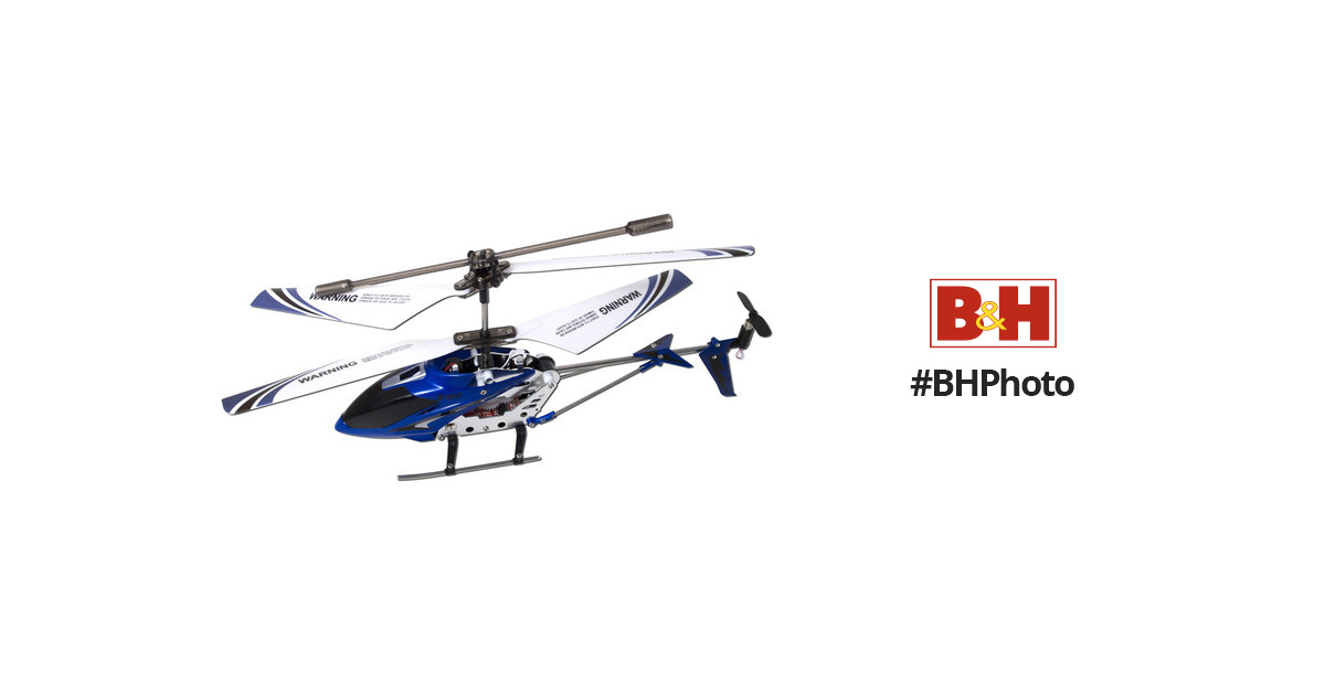 Syma S107g Phantom Helicopter Blue 61079 02 Bh Photo Video