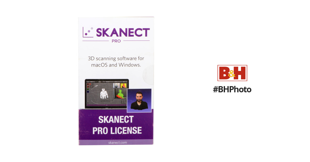 Occipital Skanect Pro 3D Scanning Software