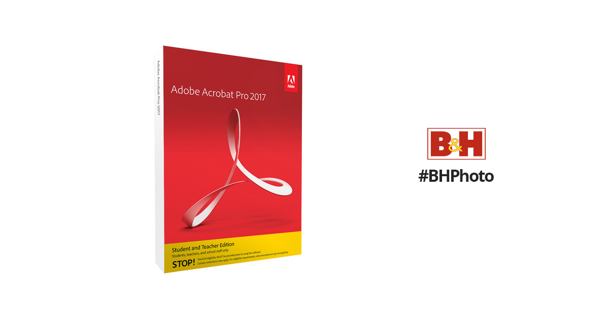 Adobe acrobat pro dc student and teacher edition download