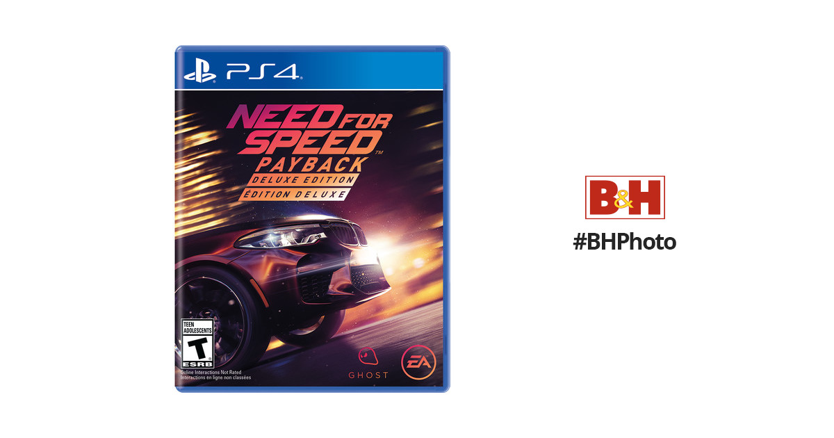 electronic arts need for speed payback deluxe edition ps4. Black Bedroom Furniture Sets. Home Design Ideas