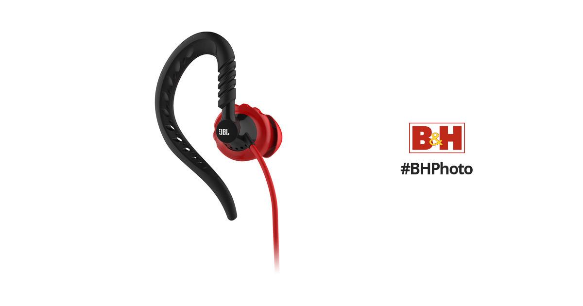 a51f677c059 JBL Focus 300 Behind-the-Ear Sport Headphones JBLFOCU300RNB B&H