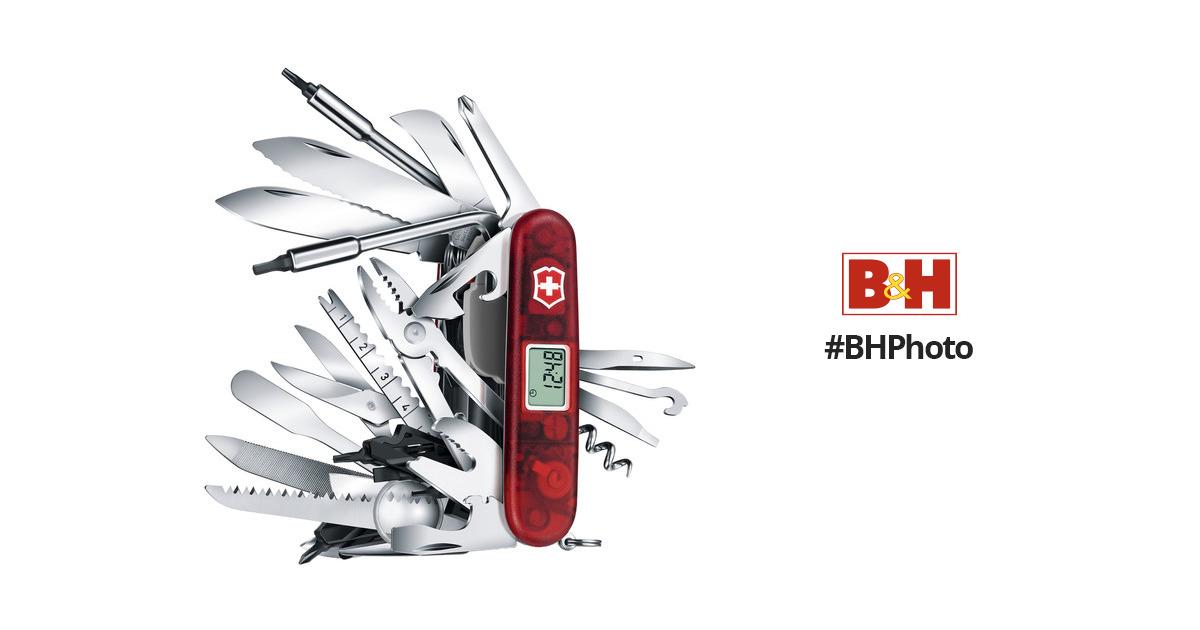 Victorinox Swisschamp Xavt Multi Tool Pocket Knife 1 6795 Xavt