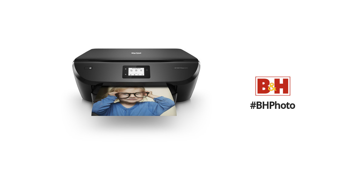 Hp Envy Photo 6255 All In One Inkjet Printer K7g18ab1h Bh