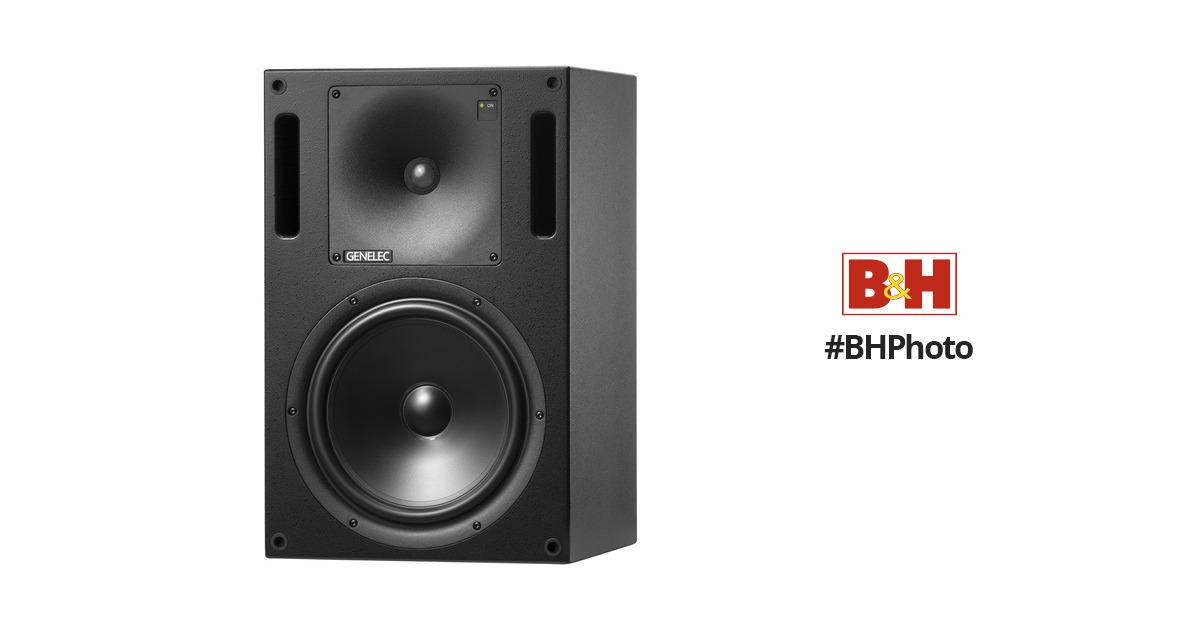 genelec 1032c sam studio monitor producer finish 1032cpm b h. Black Bedroom Furniture Sets. Home Design Ideas