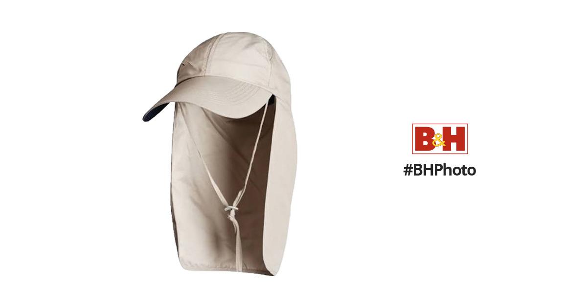 382d378f Glacier Glove Mojave Sun Protection Hat (One Size, Khaki) 47NVKK