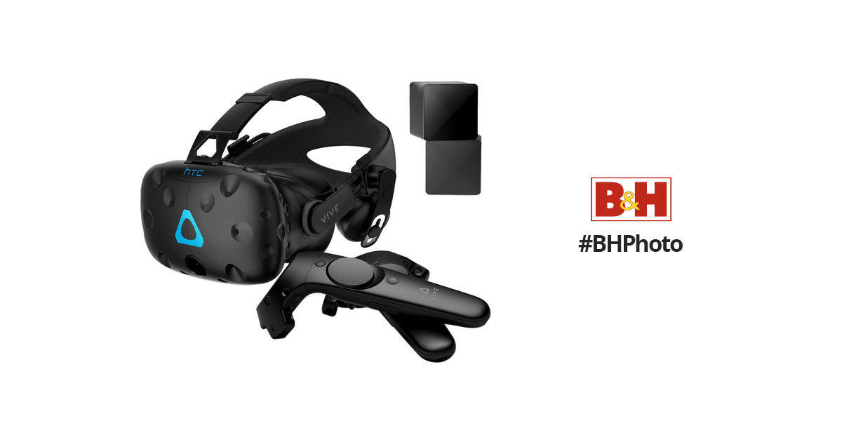 f9d8360a7a7b HP HTC Vive VR Headset Business Edition 2NC05AT ABA B H Photo