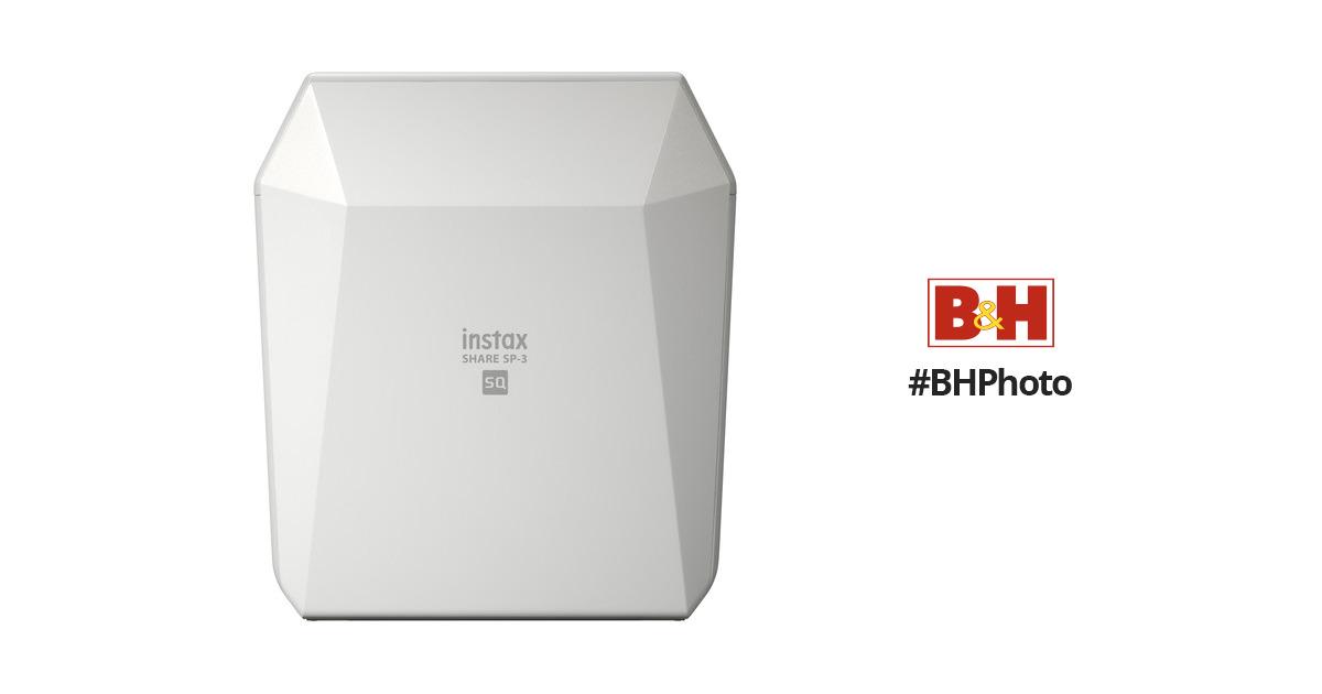 White #16558085 Fujifilm instax SHARE SP-3 Smartphone Printer 318 dpi