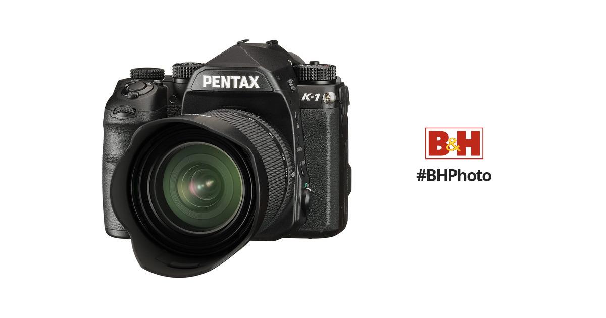 Pentax K-1 DSLR Camera with 28-105mm Lens 19580 B&H Photo Video