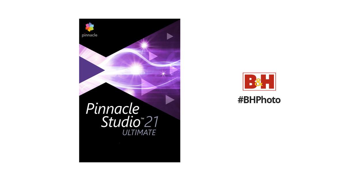 pinnacle studio 20 ultimate full
