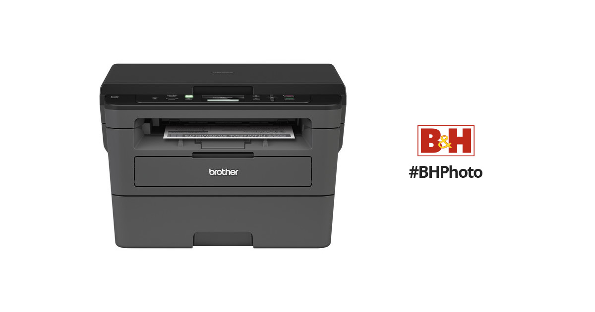 Brother Hl L2390dw All In One Monochrome Laser Printer
