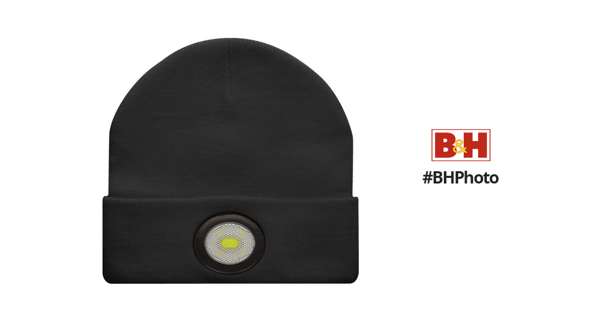 d3a41e037 Eclipse Tools Unilite Beanie Headlamp (Black)