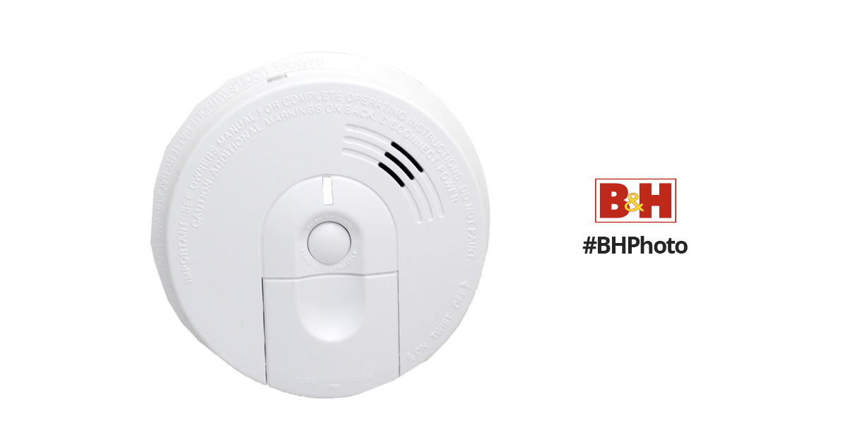 Bush Baby Stealth Hd Wi Fi Hardwired Smoke Detector