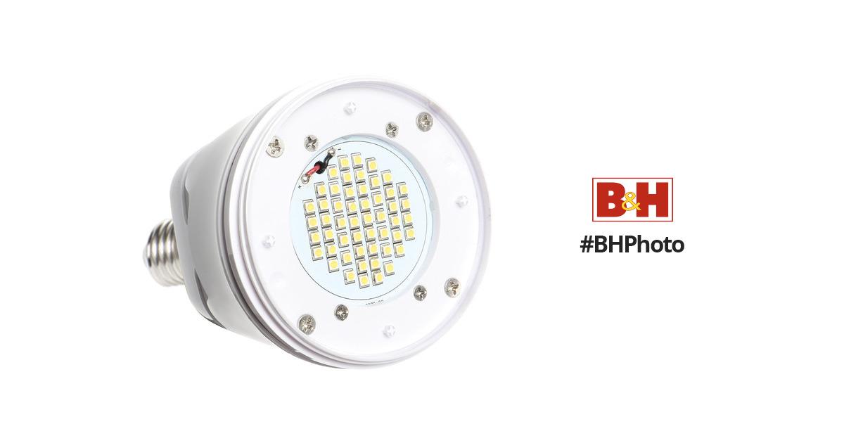 3750 Lumens Smith-Victor SMARTLED50 50W Bluetooth LED Bulb
