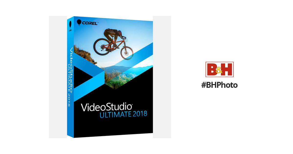 corel videostudio ultimate 2018 serial number