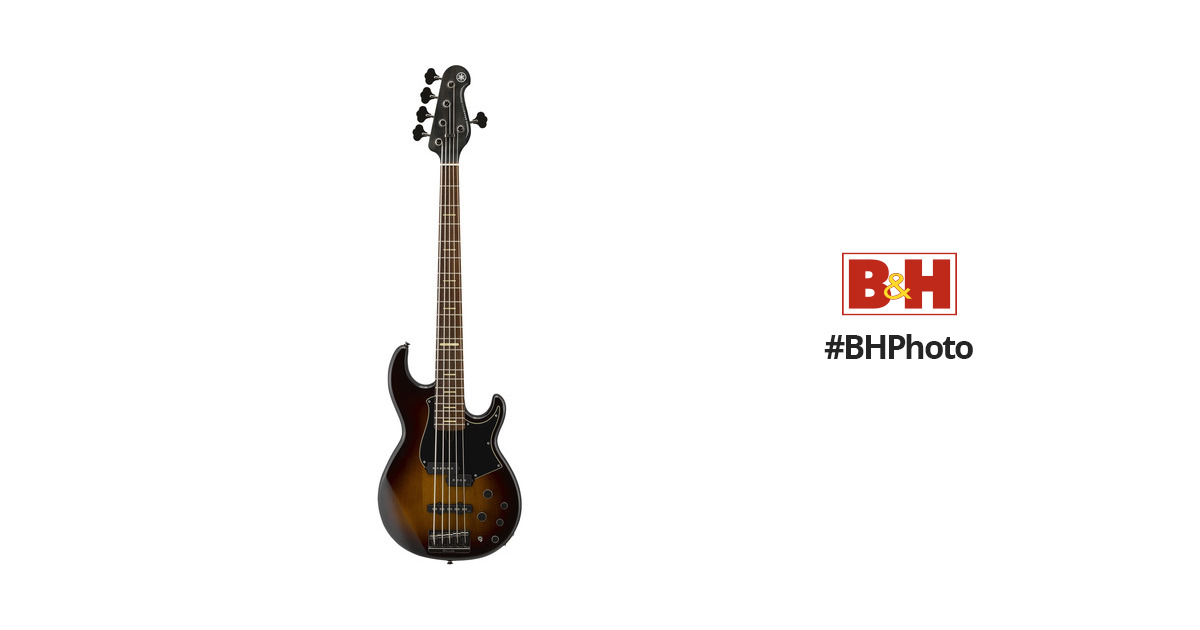 yamaha bb735a bb series 5 string electric bass bb735a. Black Bedroom Furniture Sets. Home Design Ideas