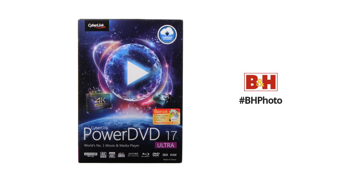 cyberlink powerdvd ultra 17 download