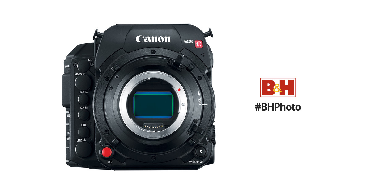 Canon EOS C700 Full-Frame Cinema Camera 3042C002 B&H Photo Video