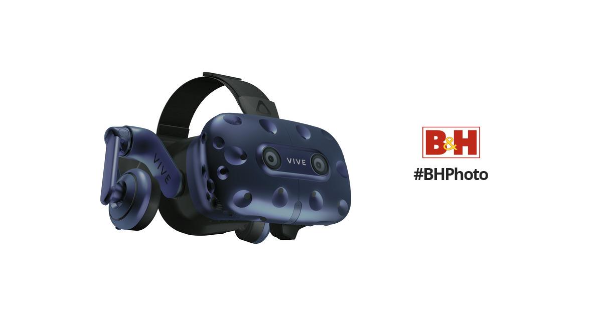HTC Vive Pro VR Headset (HMD Only)
