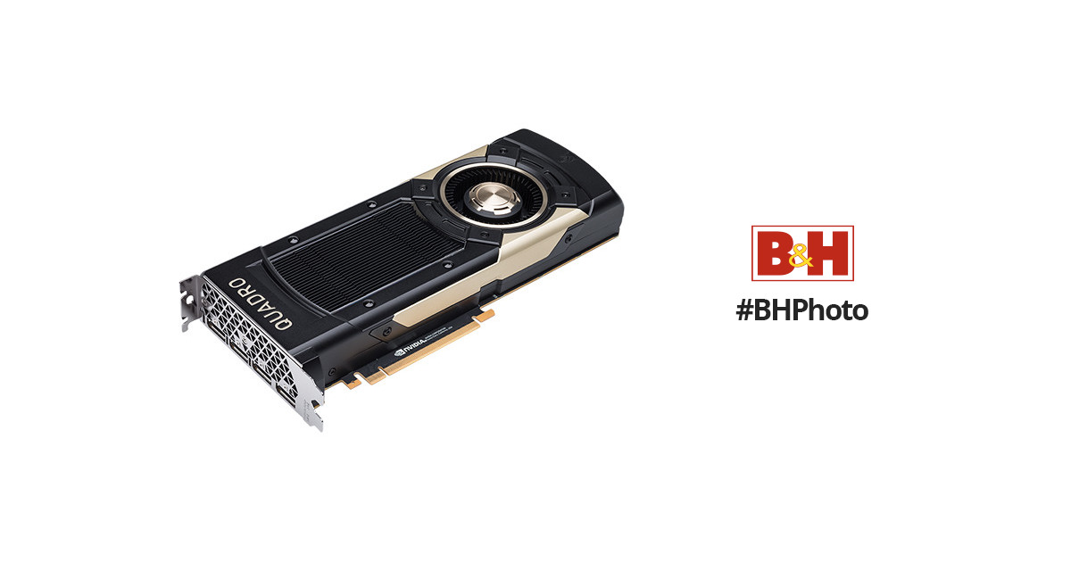 PNY Technologies Quadro GV100 Graphics Card