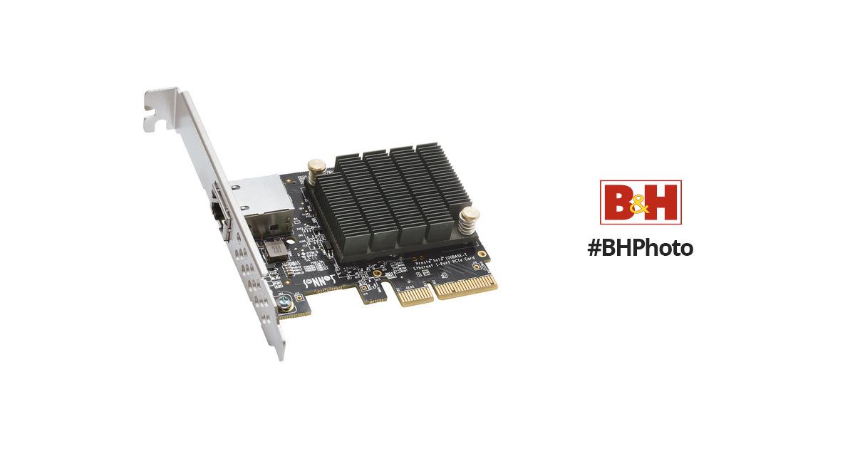 Sonnet 1-Port Solo 10G Ethernet PCI Express 3.0 Card