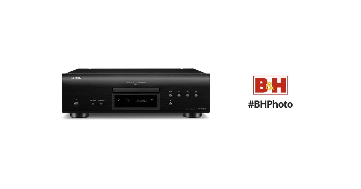 Denon DCD-1600NE SACD Player