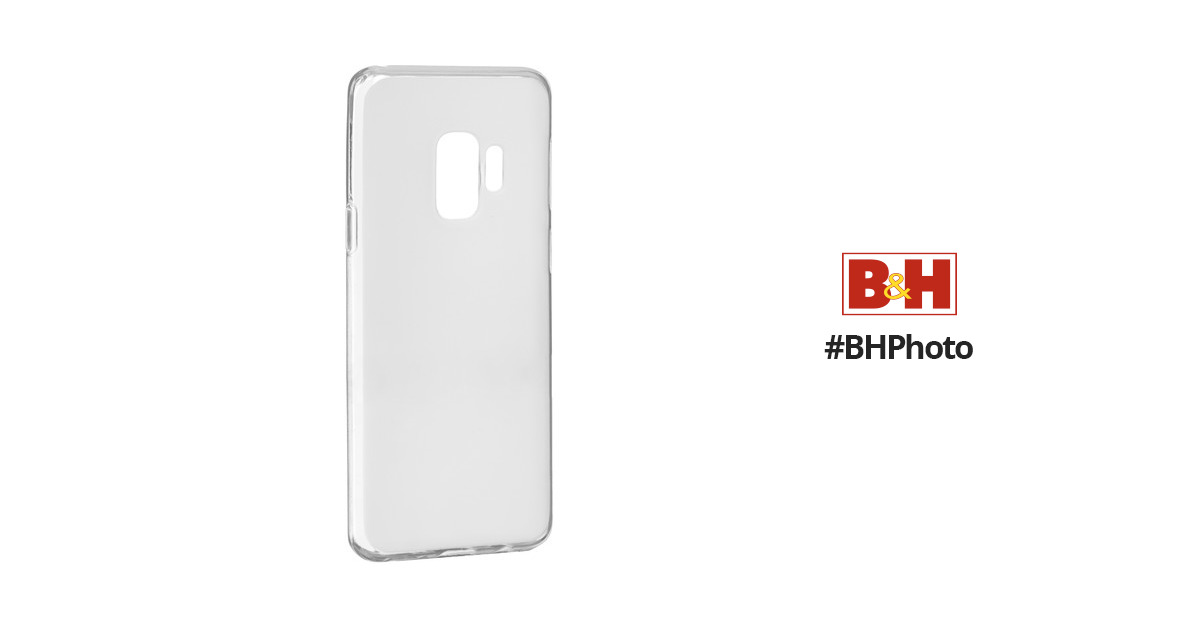 info for 01598 a8b5d AVODA TPU Case for Samsung Galaxy S9 (Frosted)