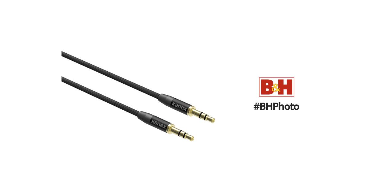 kanex durabraid 3 5mm auxiliary audio cable k169