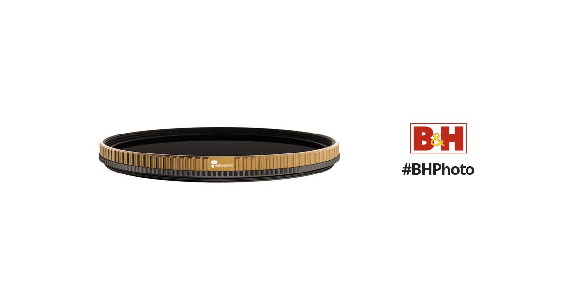 PolarPro QuartzLine 82mm ND16 Camera Filter 4-Stop Neutral Density Filter