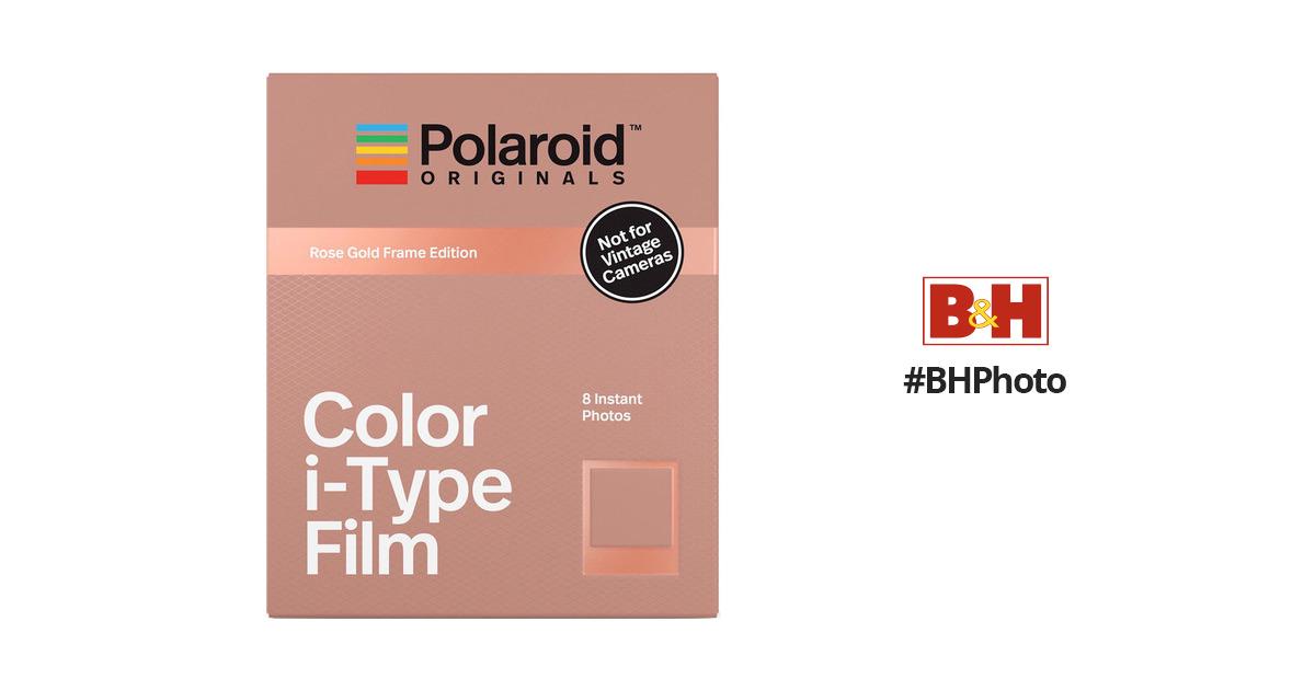 Polaroid Originals Color i-Type Instant Film 4832 B H Photo 9a91d43f9e19