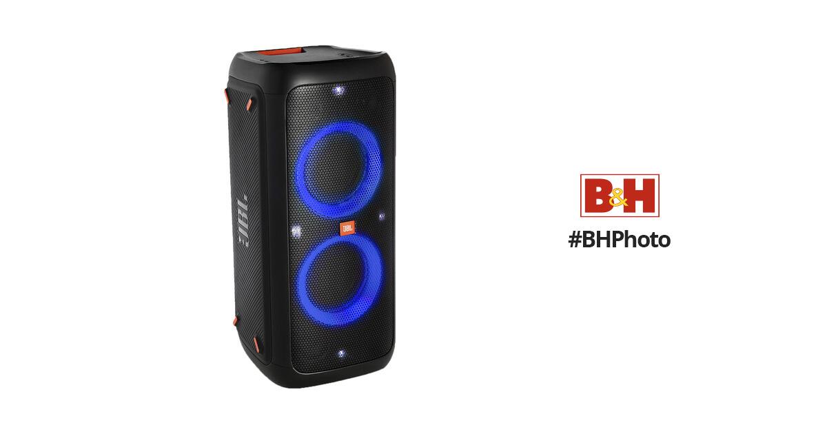 JBL PartyBox 200 Bluetooth Speaker JBLPARTYBOX200AM B&H Photo