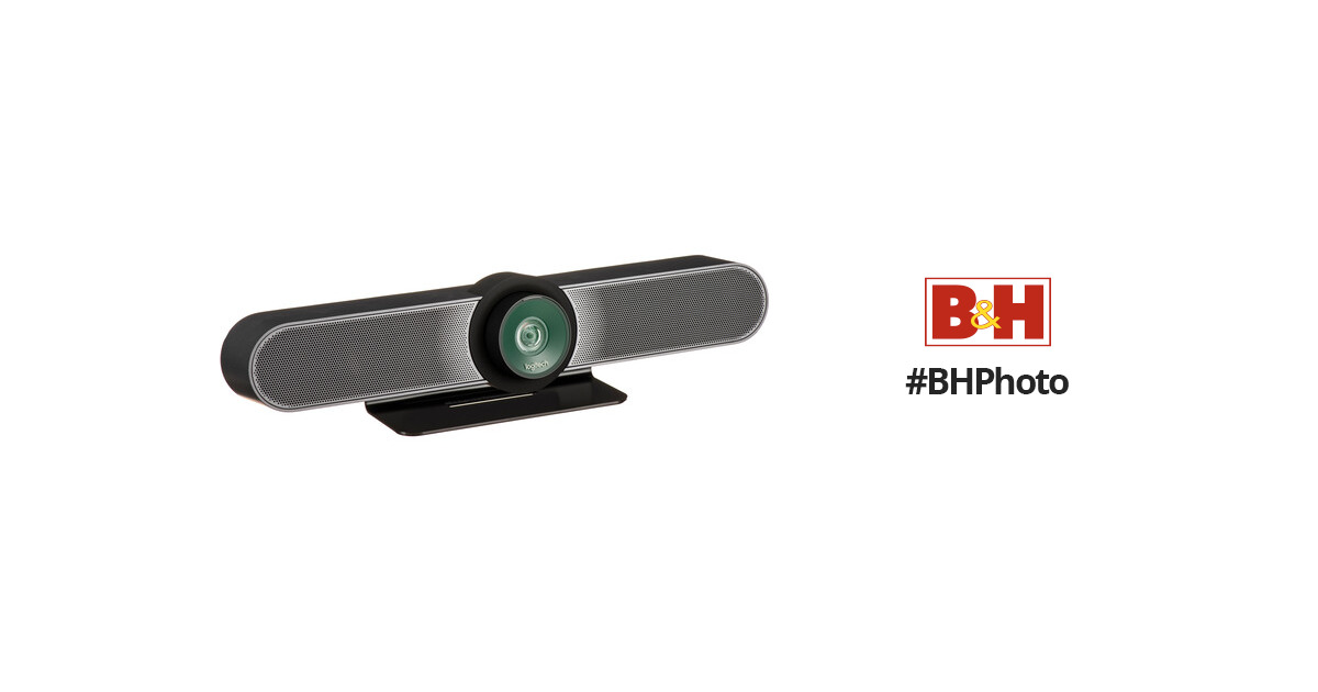 9881796e402 Logitech MeetUp All-In-One 4K ConferenceCam 960-001101 B&H Photo