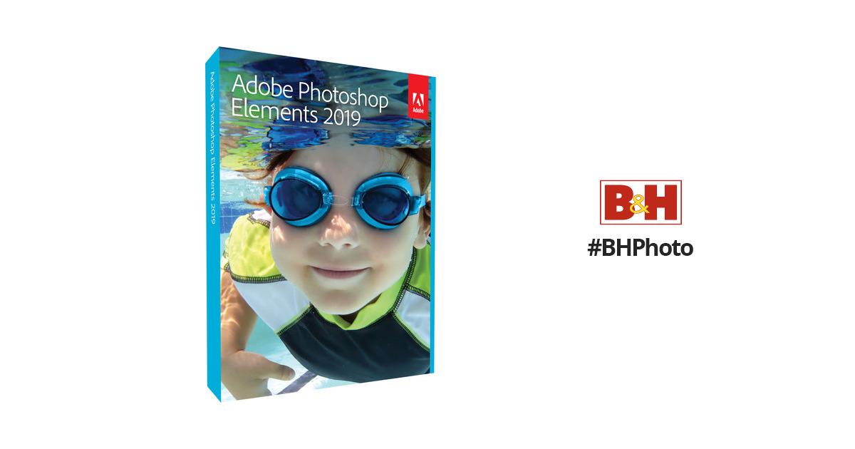 Is photoshop elements 2019 64 bit