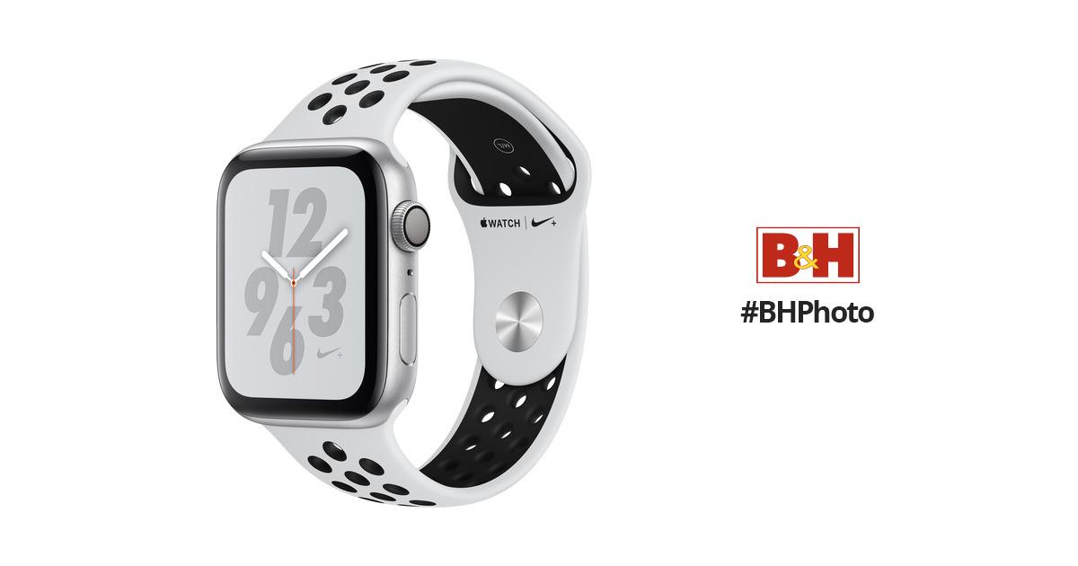 modo mini estera  Apple Watch Nike+ Series 4 MU6K2LL/A B&H Photo Video