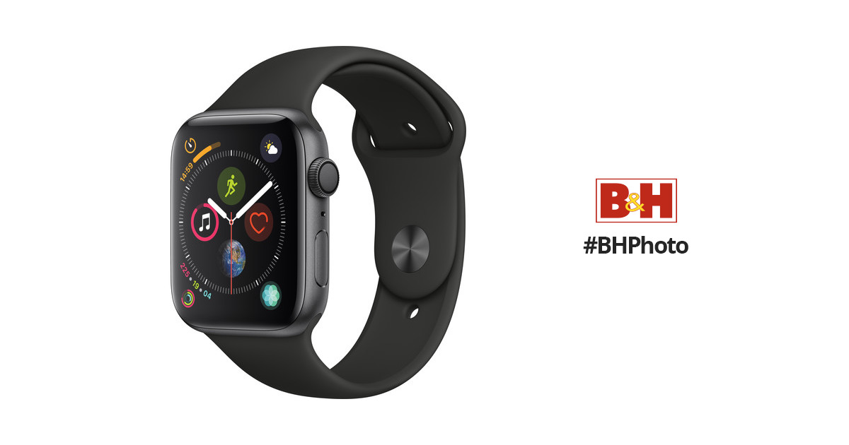 Apple Watch Series 4 Mu6d2ll A B H Photo Video