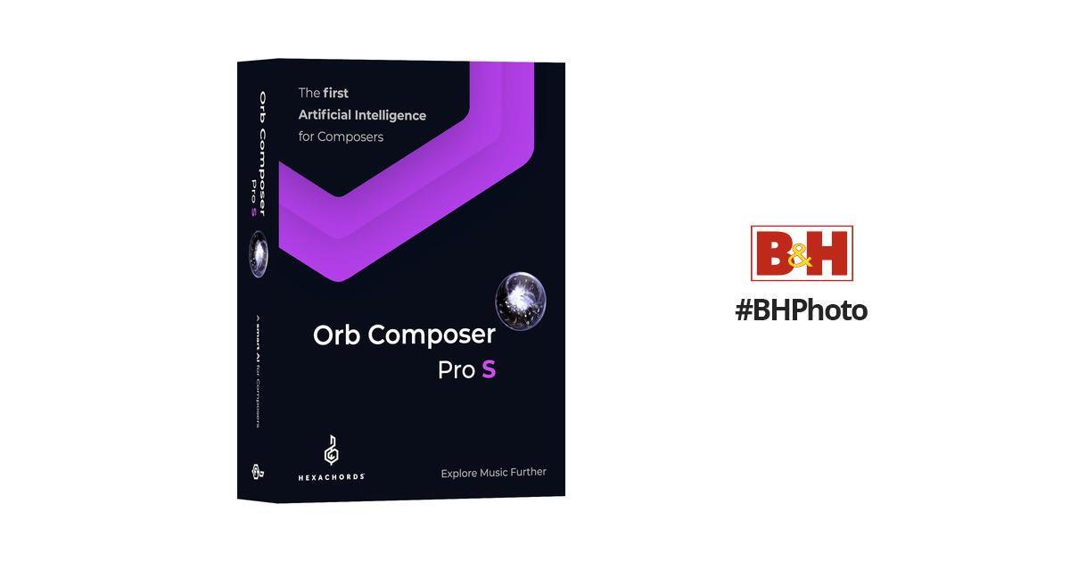 Hexachords Orb Composer Pro S - Music Compositi 11-31340 B&H