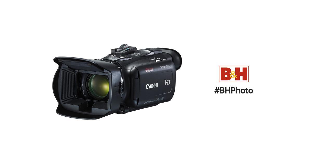 Canon VIXIA HF G21 Full HD Camcorder   eBay