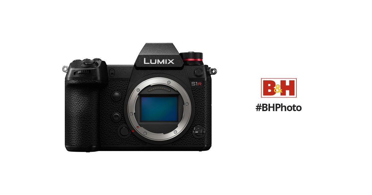 Panasonic Dc S1r Lumix Mirrorless Digital Camera Dc S1r