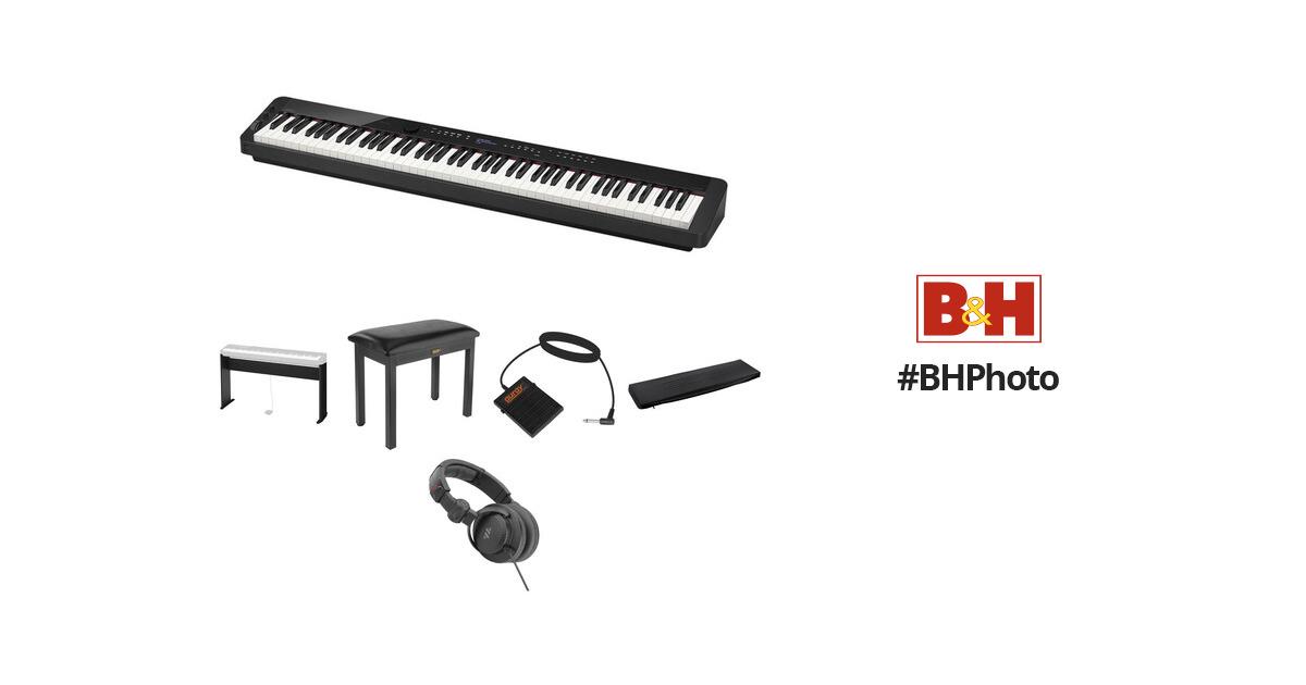 Casio Px S3000 Digital Piano Standard Home Essentials Kit