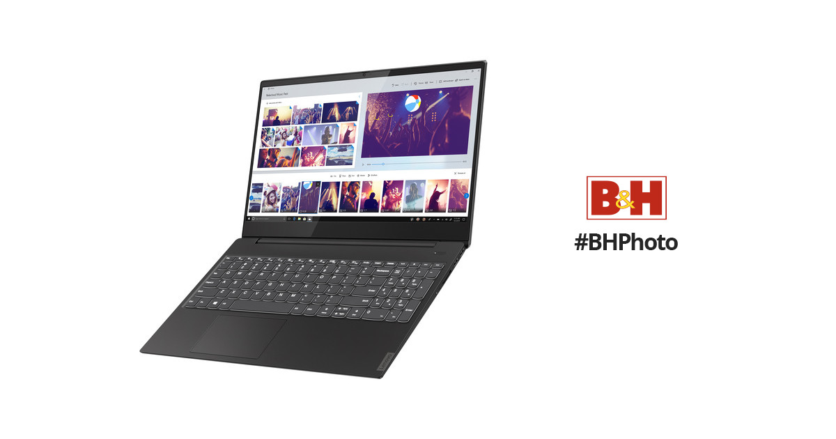 "Lenovo 15.6"" IdeaPad S340 Laptop (Onyx Black)"