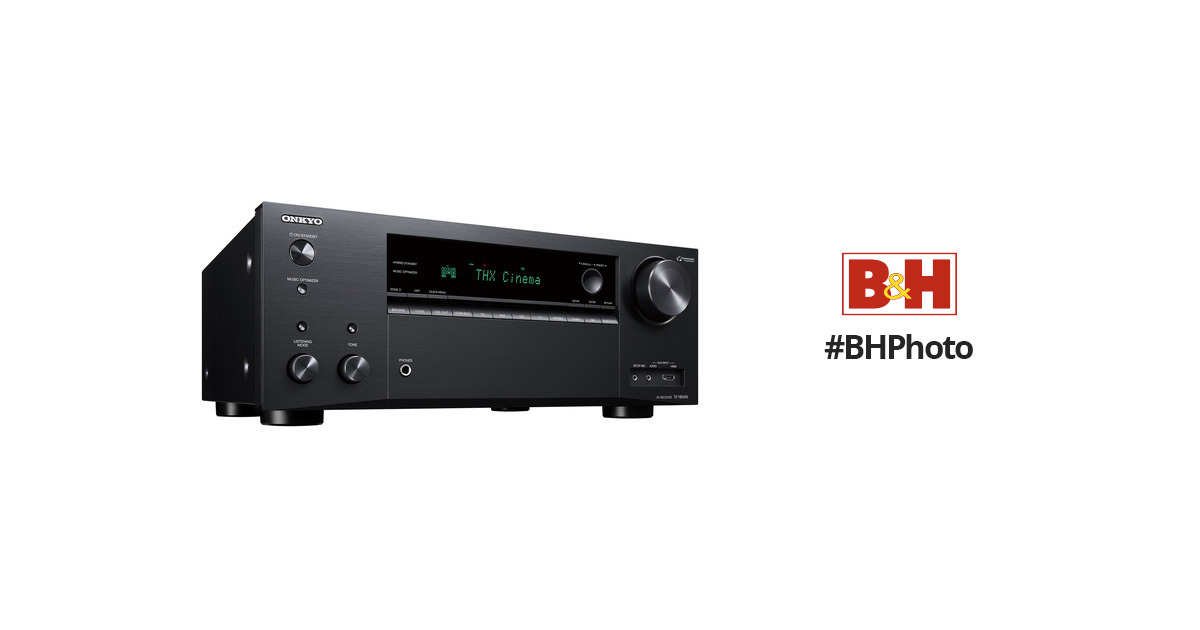Onkyo TX-NR696 7 2-Channel Network A/V Receiver