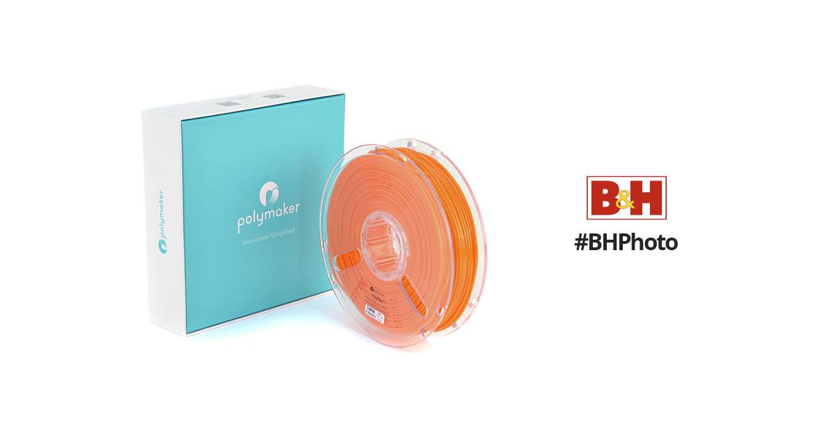 PolymakerPolyflex 2 85mm TPU95 Filament (Orange)
