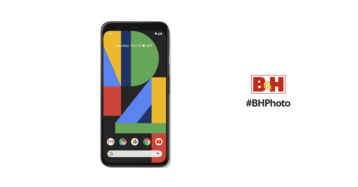 Google Pixel 4 XL 64GB Smartphone (Unlocked, Oh So Orange, Limited Edition)
