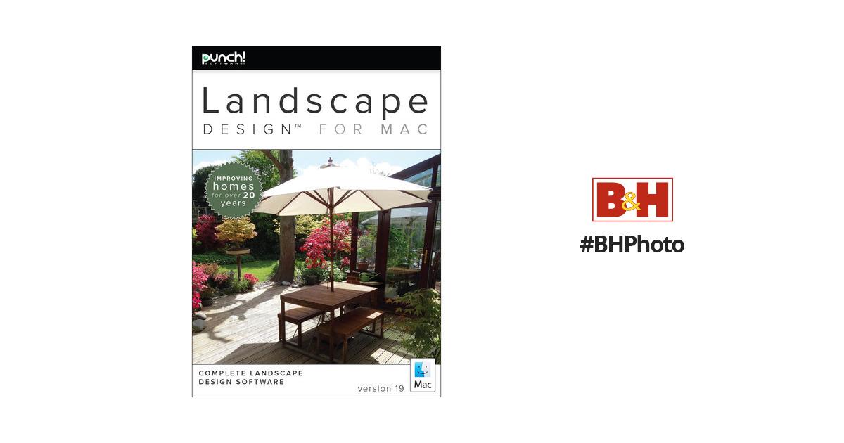 Encore Punch Landscape Design V19 For Mac Download 0043170